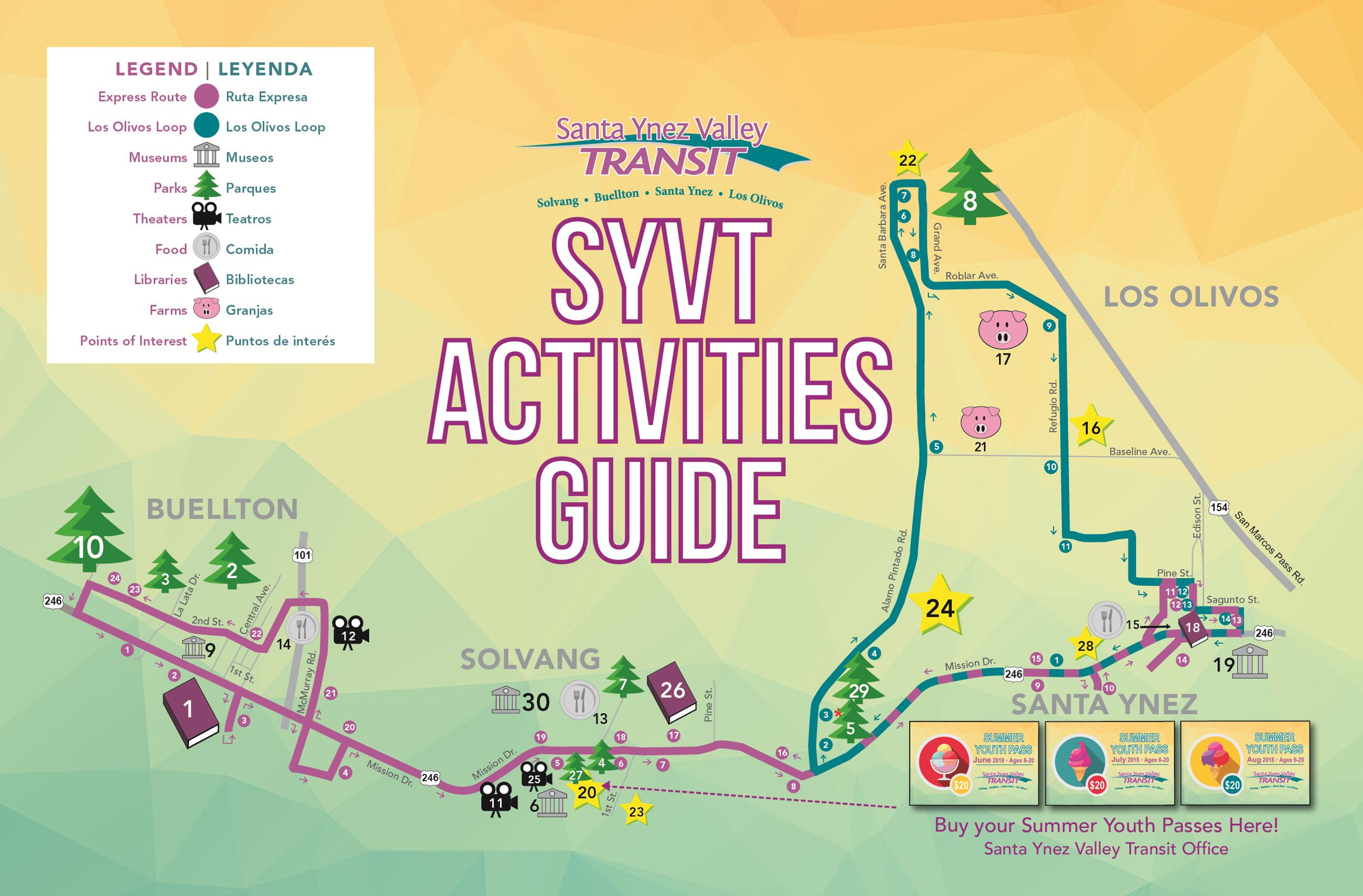 SYVT SYP_Summer Activity Guide-Front